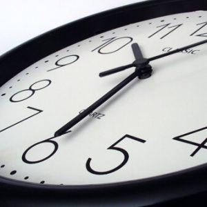 Vzemite si dodatno uro na dan zase