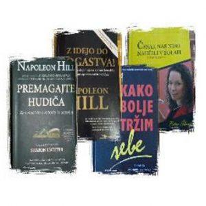 Seznam mojih najpomembnejših knjig
