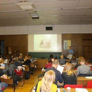 Ivan Jurgec, predavanje