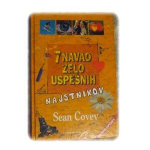 7 navad zelo uspešnih najstnikov, Sean Covey