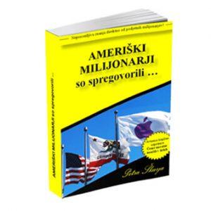 Ameriški milijonarji so spregovorili, Petra Škarja