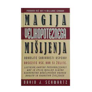Magija velikopoteznega mišljenja, David J. Schwartz