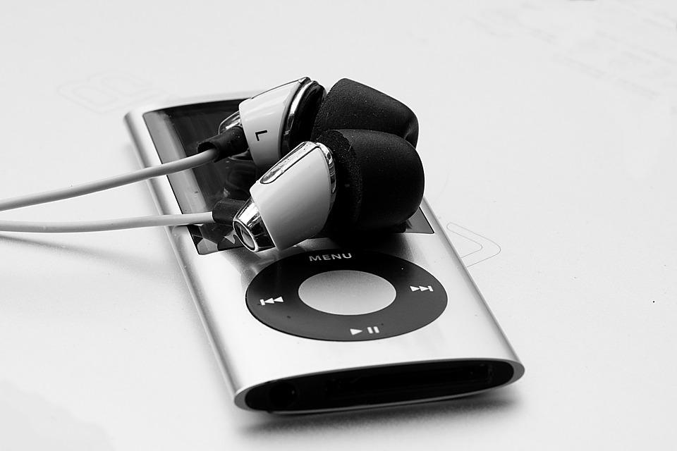 mp3 in slušalke
