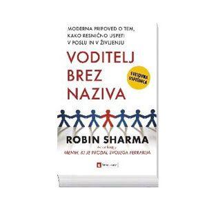 Voditelj brez naziva, Robin Sharma