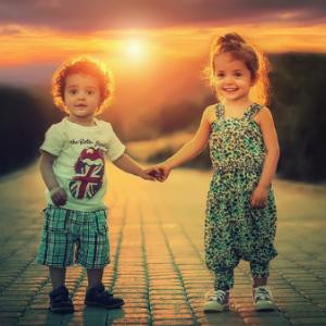 Otroci potrebujejo svobodo in ljubezen