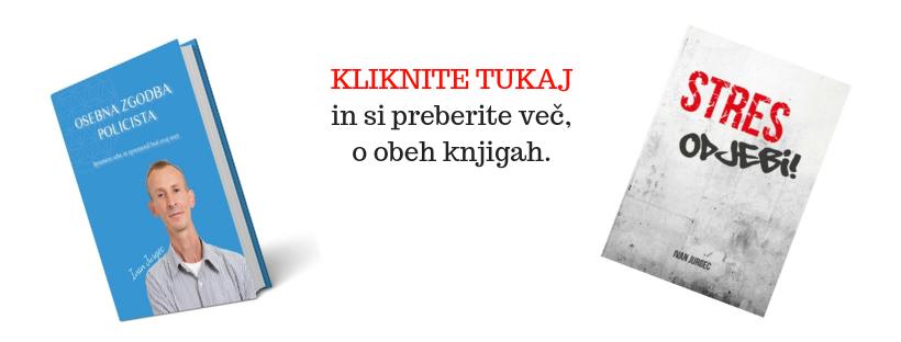 Ivan Jurgec - Osebna zgodba policista - Stres odjebi!
